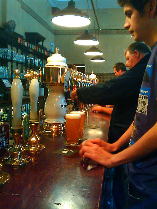 The Sheffield Tap