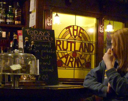 The Rutland Arms