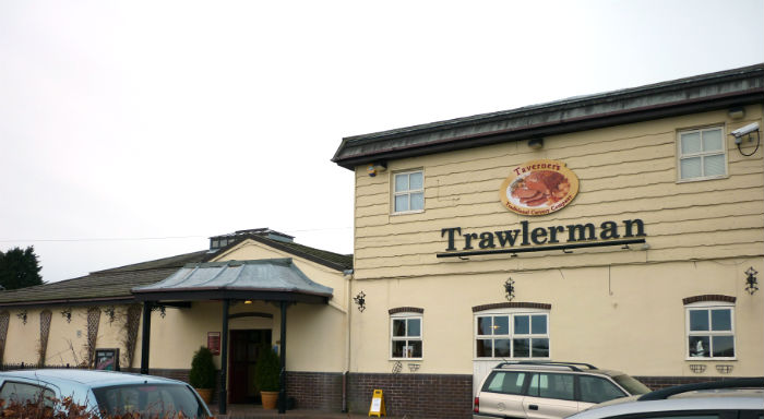 The Trawlerman, Cleethorpes